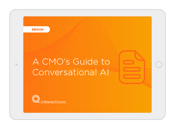 eBook: CMO's Guide to Conversational AI